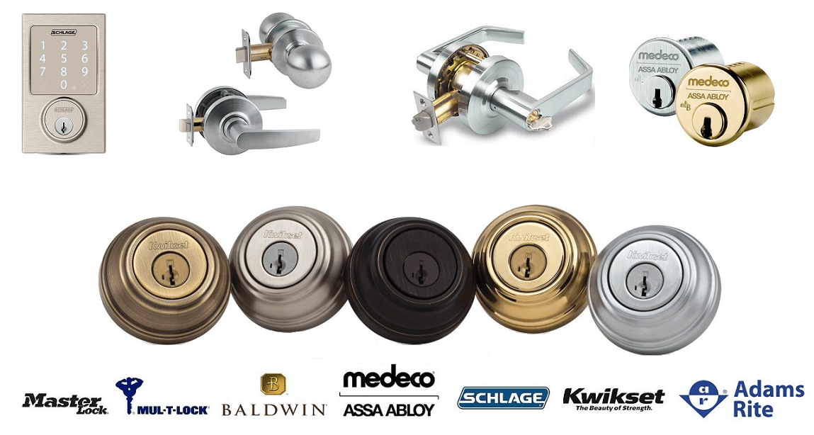 Locks Types and Locks Brands